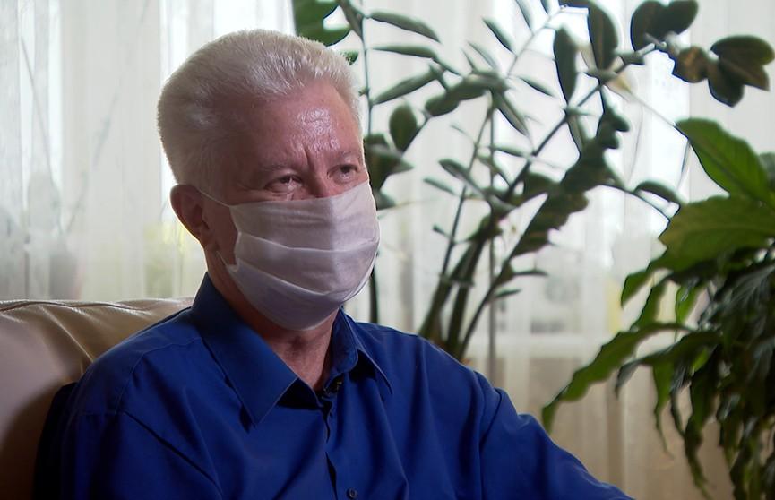 «Лучше такую маску носить, чем кислородную»: история пациента, который попал в цитокиновый шторм – тяжелое последствие COVID-19