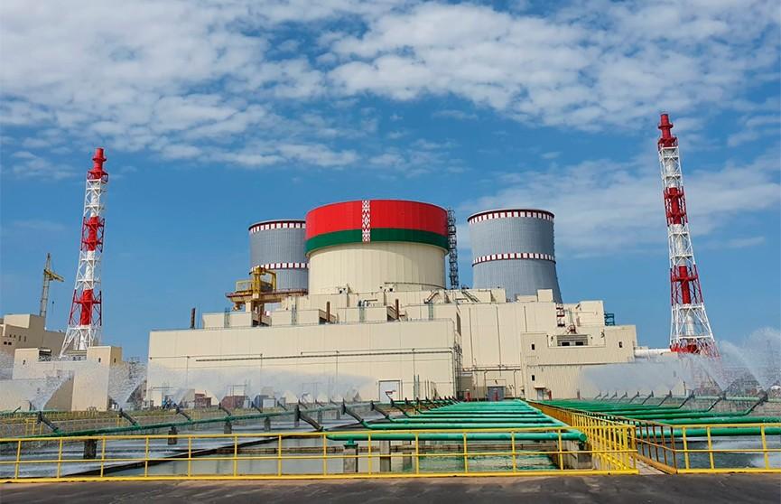 Первый энергоблок БелАЭС возобновил работу после планового отключения от сети