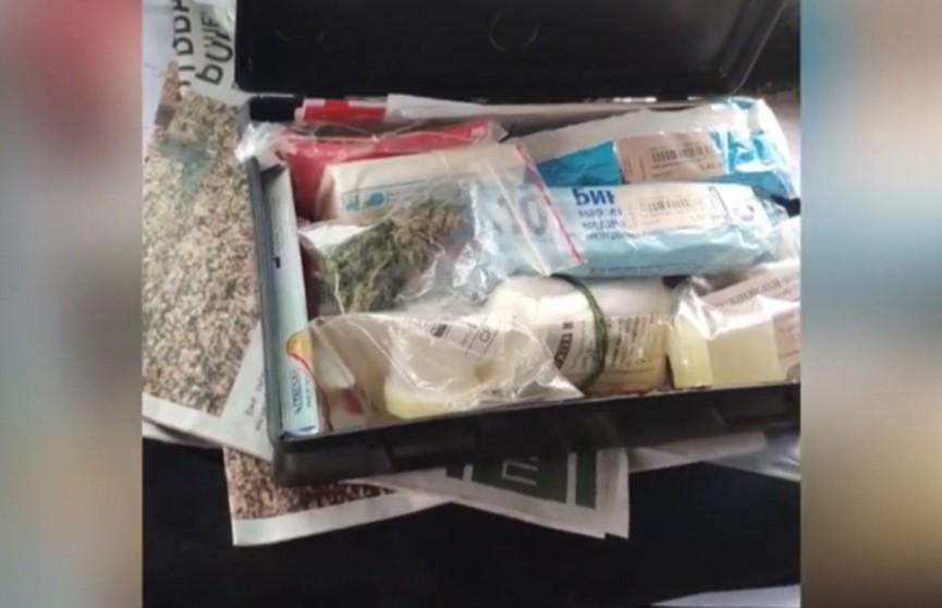 Гражданин Украины хотел перевезти марихуану через границу в грузовике. Теперь ему грозит от 3 до 7 лет лишения свободы