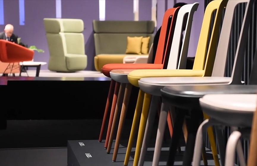 С крупнейшей мебельной выставки в Кёльне белорусские предприятия вернулись с миллионными контрактами