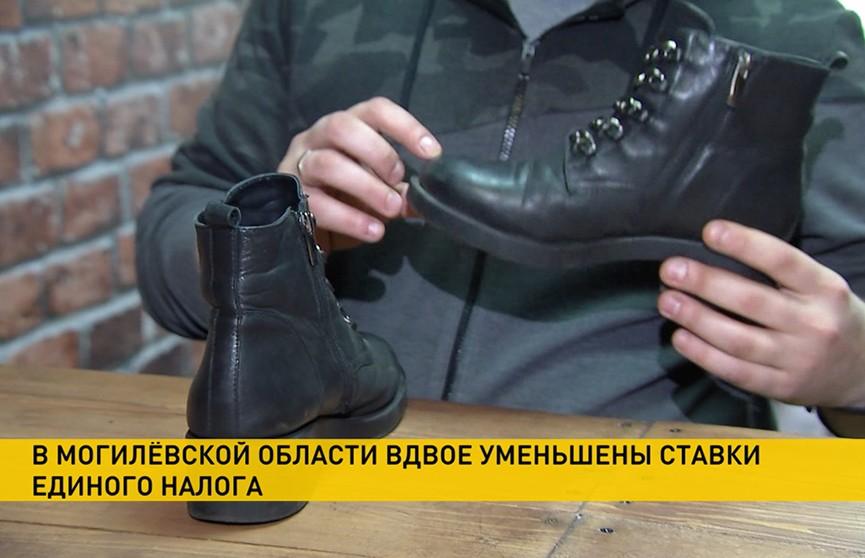 В Могилёвской области решили сократить ставки налога для предпринимателей