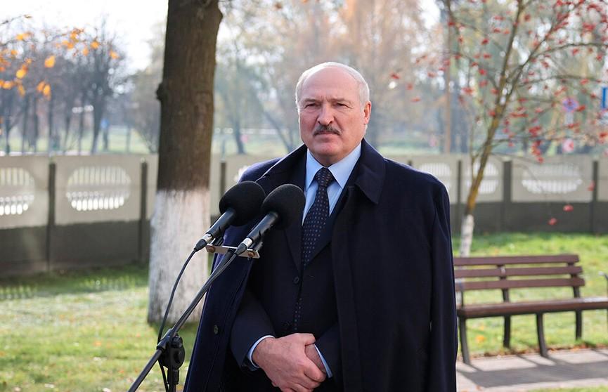 Лукашенко: «Расслабились, дальше некуда!» Чем остался недоволен Президент в Лидском районе?