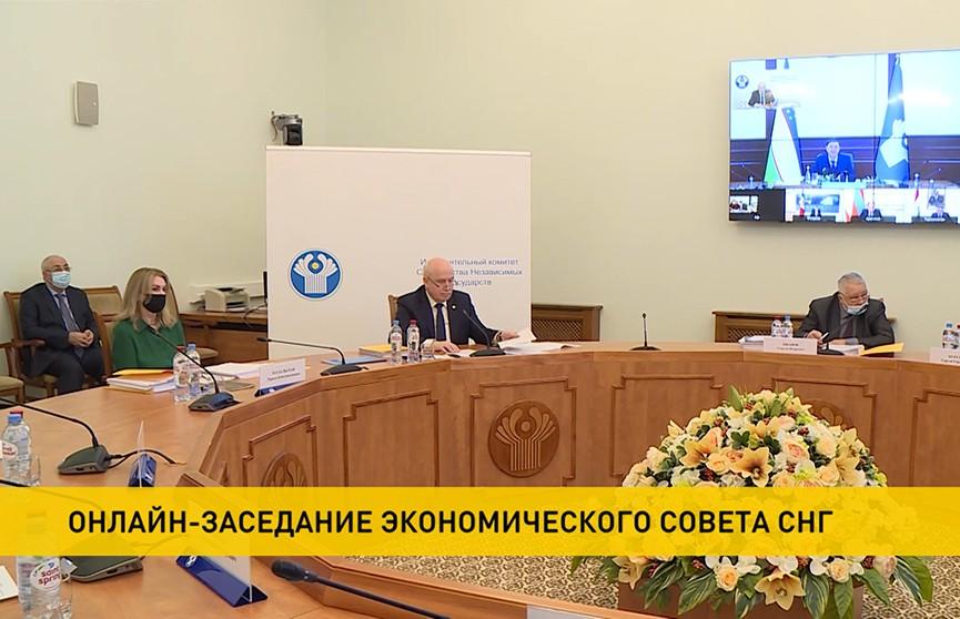 Беларусь обозначила приоритеты в год своего председательства в СНГ