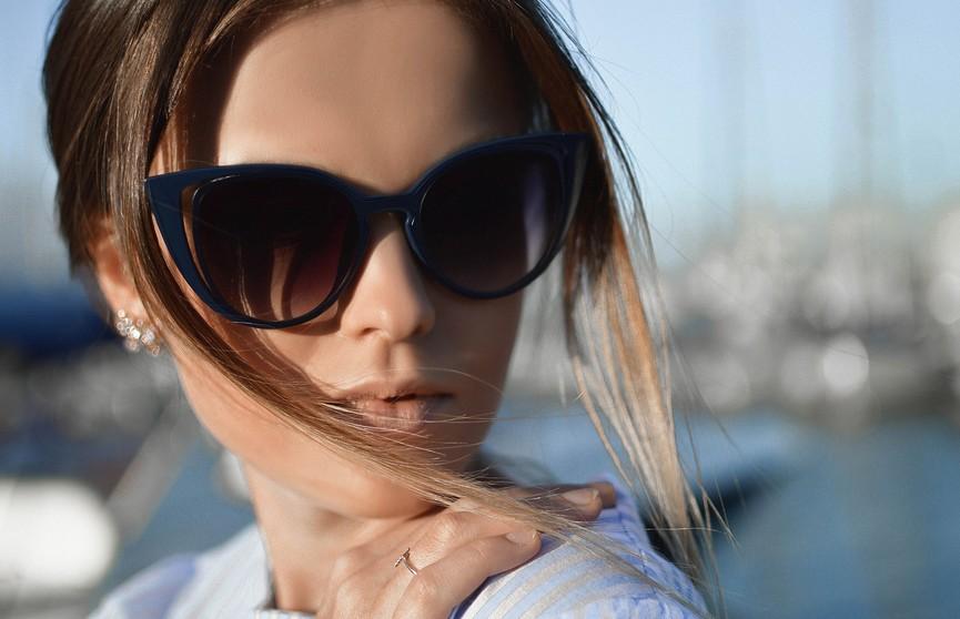 Некачественные солнцезащитные очки могут привести к потере зрения