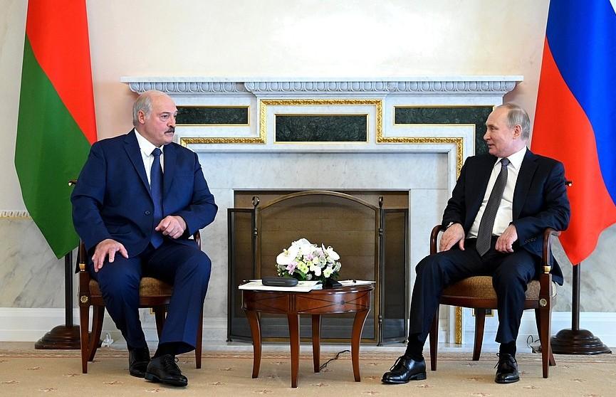 Лукашенко: противники власти в Беларуси перешли к индивидуальному террору