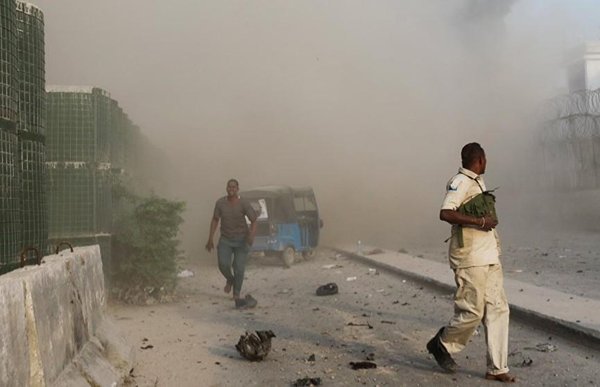 Два теракта за один день произошли в Сомали