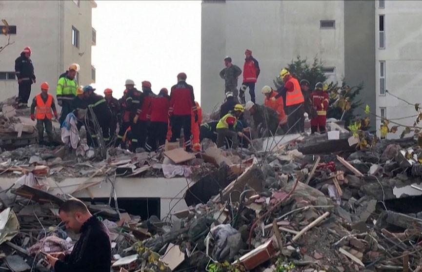 Землетрясение в Албании: произошли новые подземные толчки