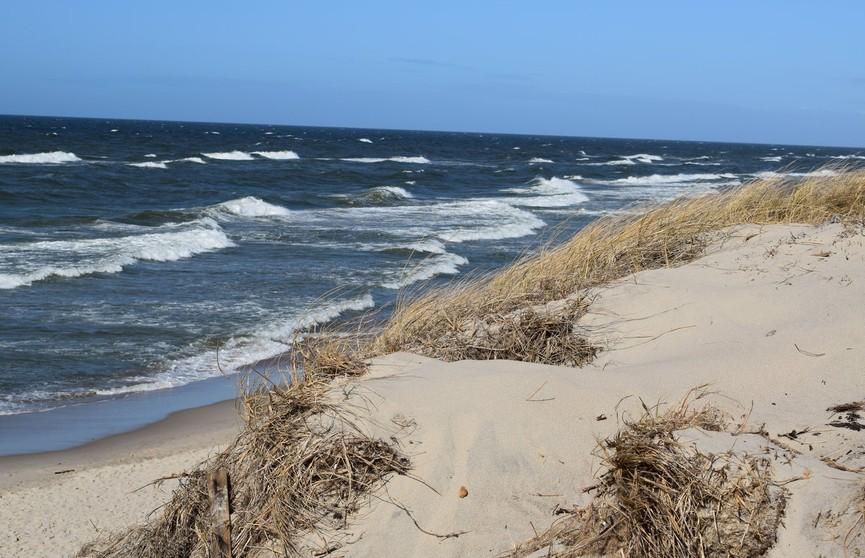 Женщина искупалась в Балтийском море и умерла