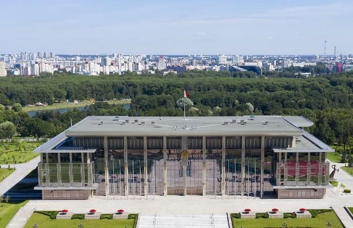 Интервью Лукашенко телеканалу «Россия 1»:  о новой Конституции, интеграции с Россией, ценах на газ