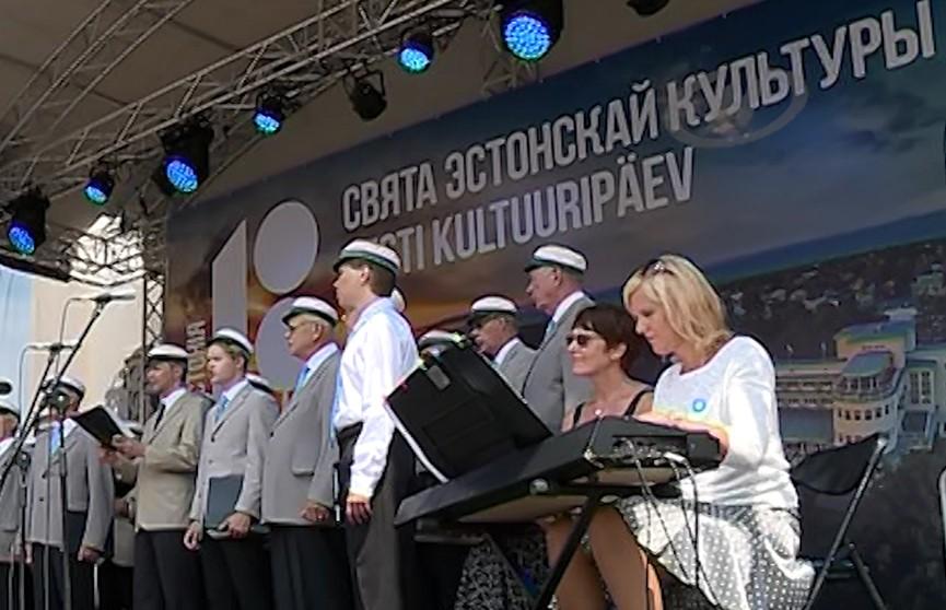 Фестиваль эстонской культуры проходит в Минске
