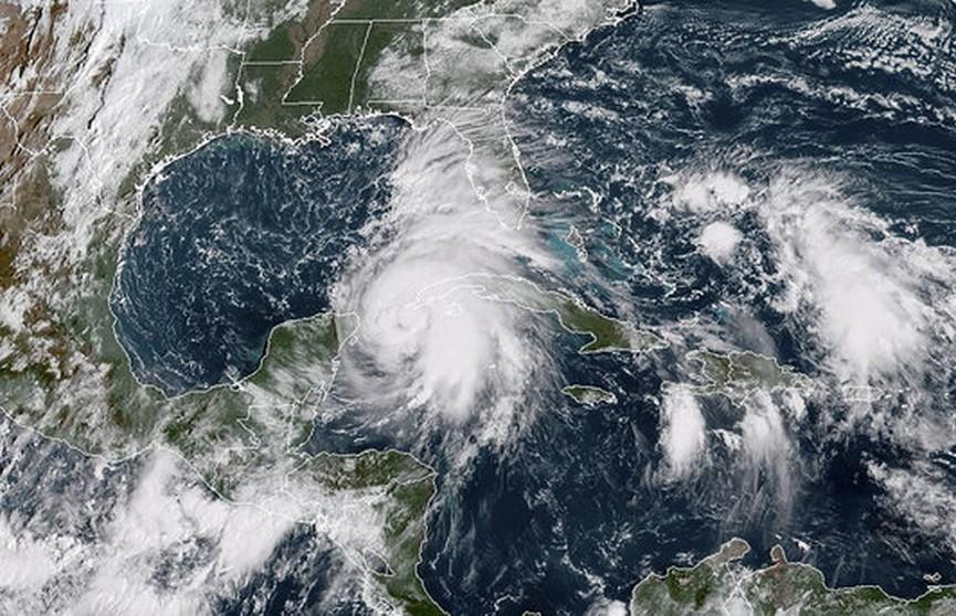 К побережью США приближается ураган «Майкл»