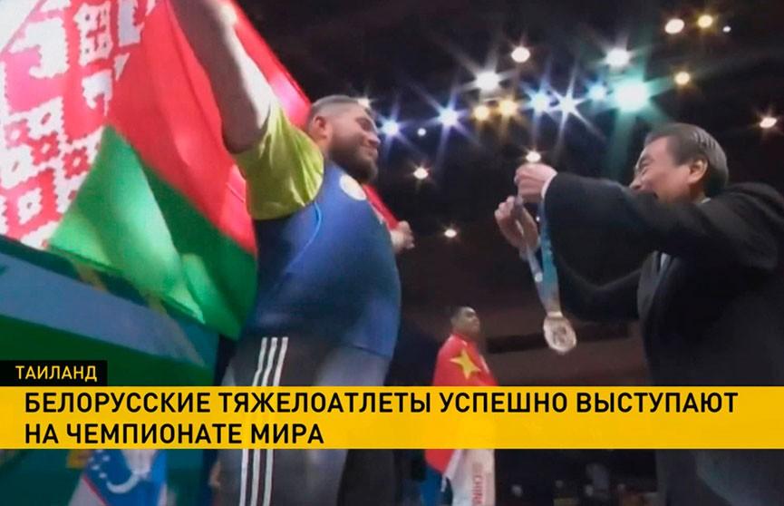 Яркая победа на ЧМ по тяжелой атлетике: Андрей Арямнов выиграл серебро