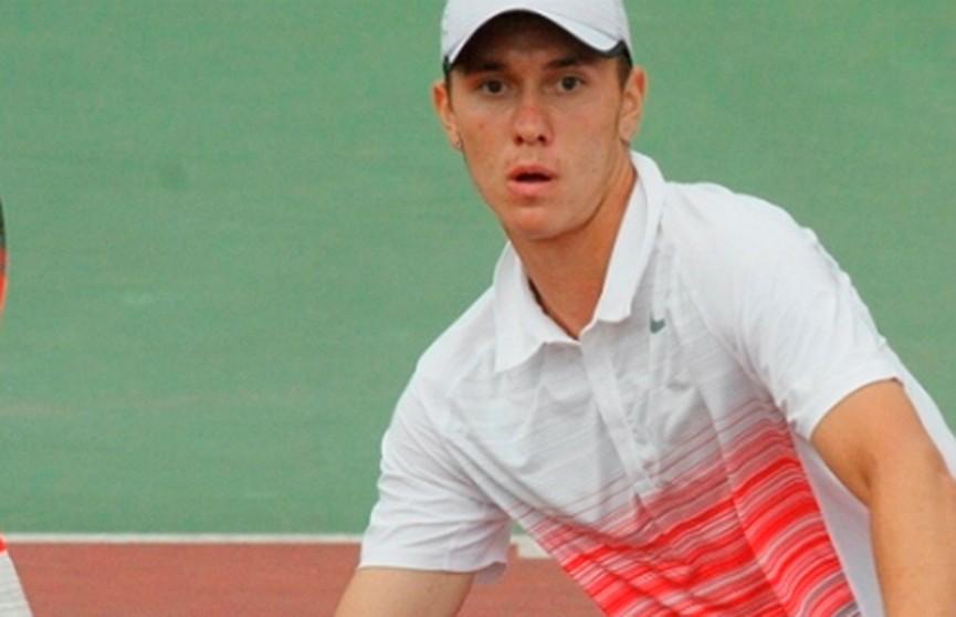 Егор Герасимов вышел во второй круг турнира в мексиканском Лос-Кабосе