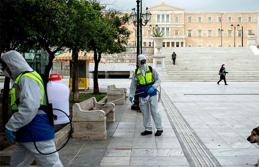 С 11 мая в Греции возобновят работу магазины, автошколы и лицеи
