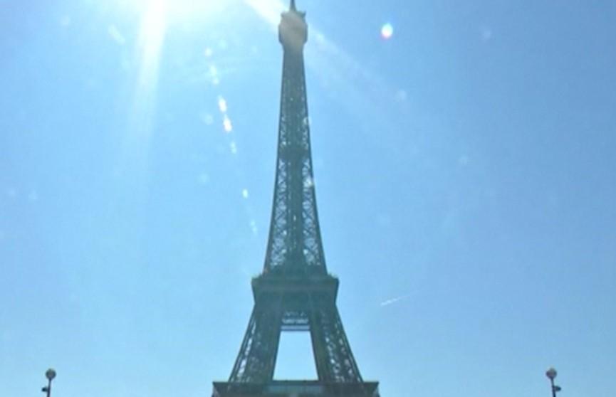 Эйфелева башня открыта после двухдневной забастовки персонала