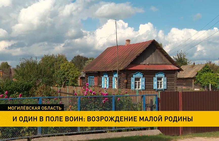 Жительница Минска переехала в деревню и возродила Большую Граву. Только посмотрите, какая удивительная история!