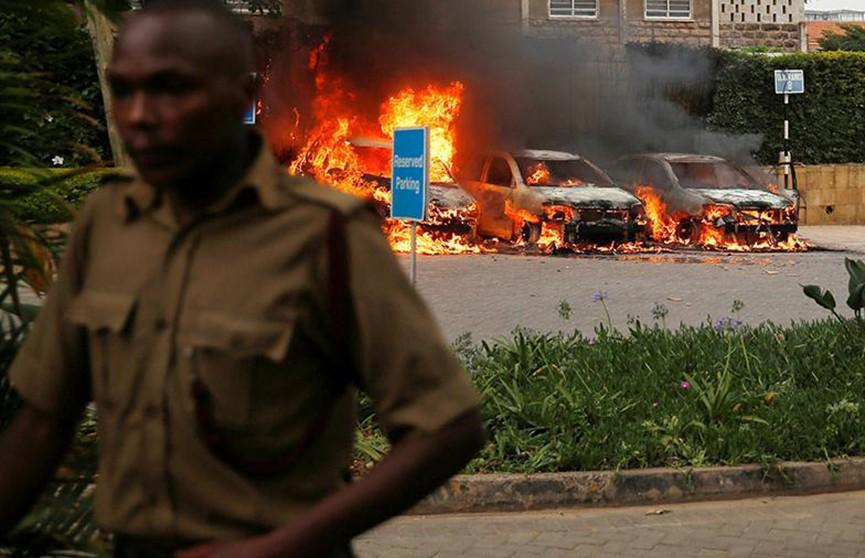 Увеличилось число жертв нападения на гостиницу в Кении