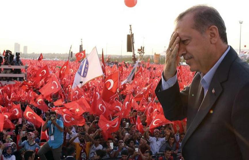 Власти Турции намерены отменить в стране чрезвычайное положение