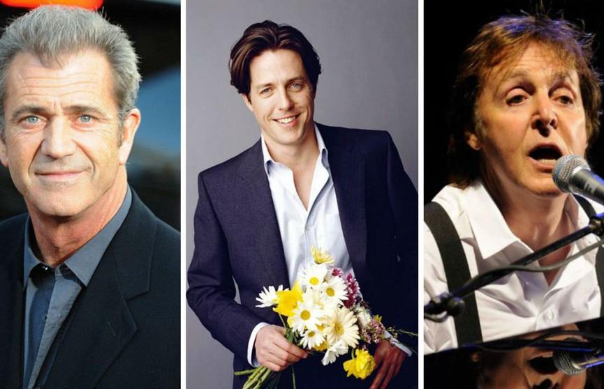 Тарантино, Клуни, Виторган... Знаменитости, которые стали отцами после 50-ти. А некоторые – и после 70-ти!