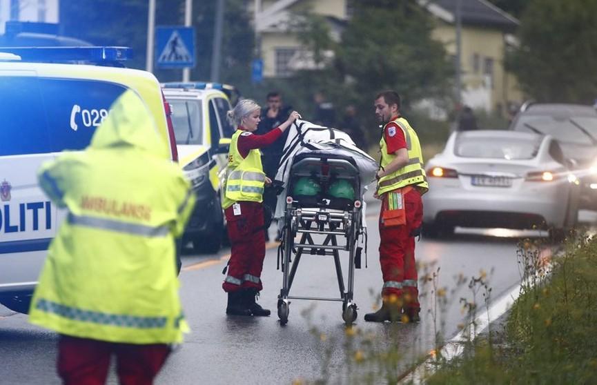 Стрельба в мечети Норвегии: один человек погиб