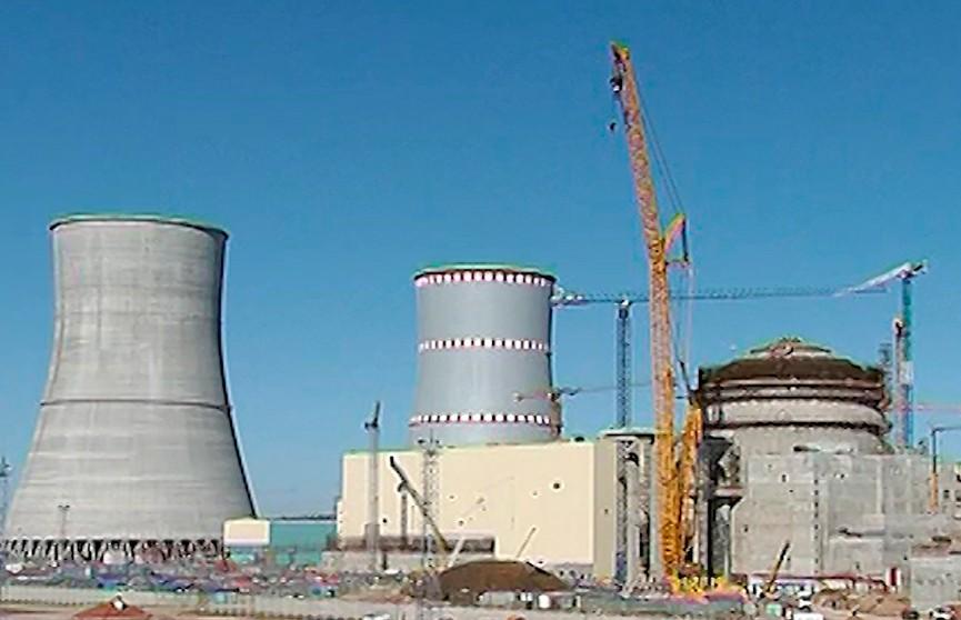 «Росатом» подтвердил намерение ввести в эксплуатацию первый блок Белорусской АЭС в следующем году