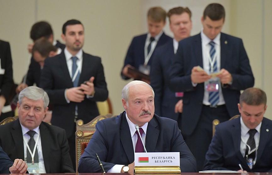Главные темы и итоги саммита ЕАЭС в Санкт-Петербурге