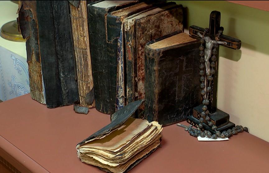Музей в музее: уникальный проект по воссозданию наследия братьев Тышкевичей реализуют в Логойске
