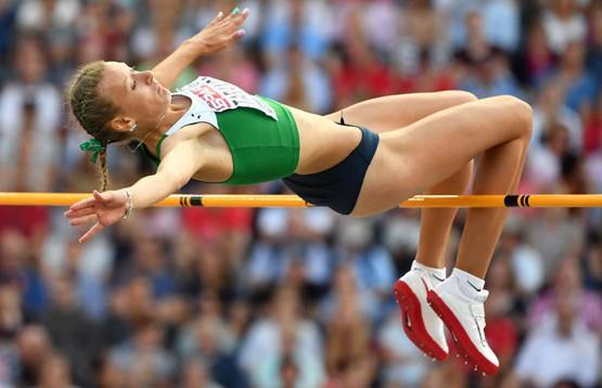Серебро и рекорд Беларуси 1993 года: Карина Таранда стала 2-й на этапе «Бриллиантовой лиги»