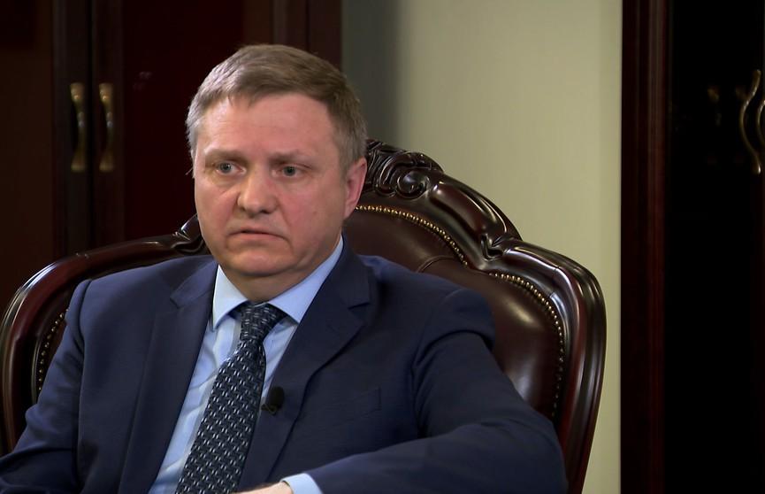 Министр экономики: Санкции – это вызов, но и возможности