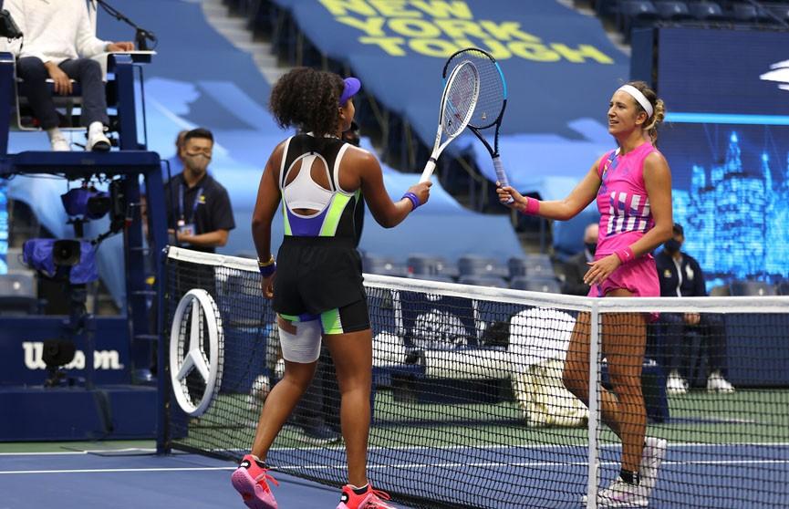 Азаренко уступила Осаке в финале US Open
