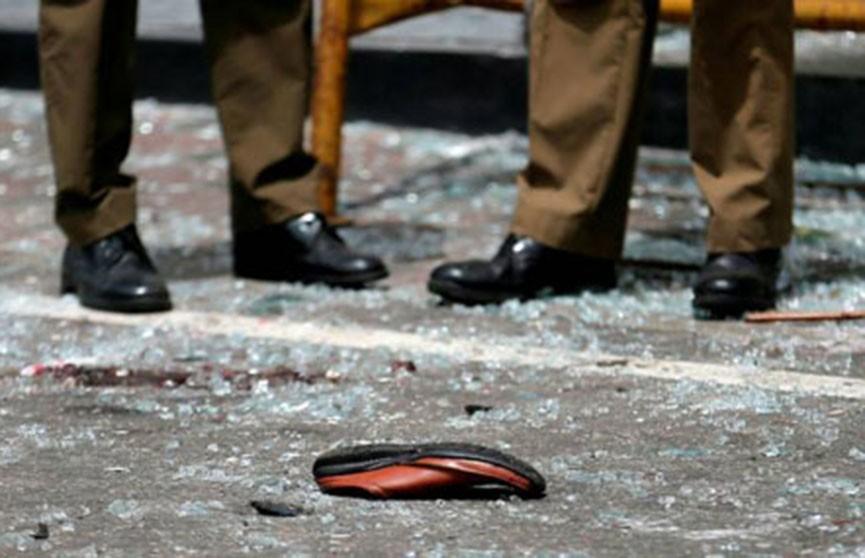Количество жертв серии взрывов на Шри-Ланке увеличилось до 359 человек