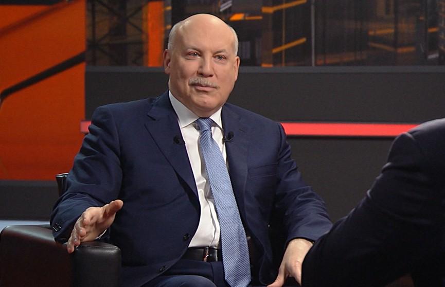 Дмитрий Мезенцев – об отношениях Беларуси и России, угрозах и давлении Запада, Союзном государстве