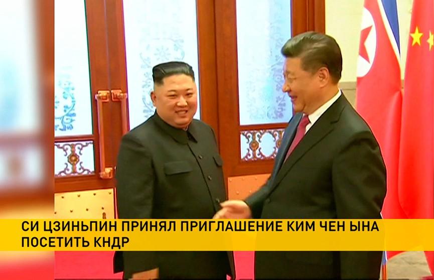 С первым визитом в Северную Корею готов отправиться глава Китая
