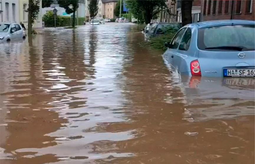 42 человека погибли из-за наводнения в Германии