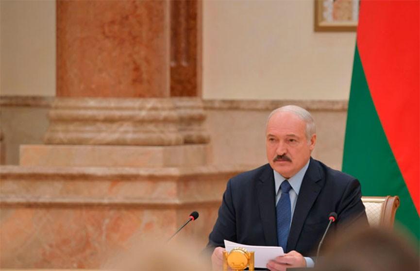Лукашенко: Нужно строить гибкую экономику и уметь адаптироваться к внешним условиям