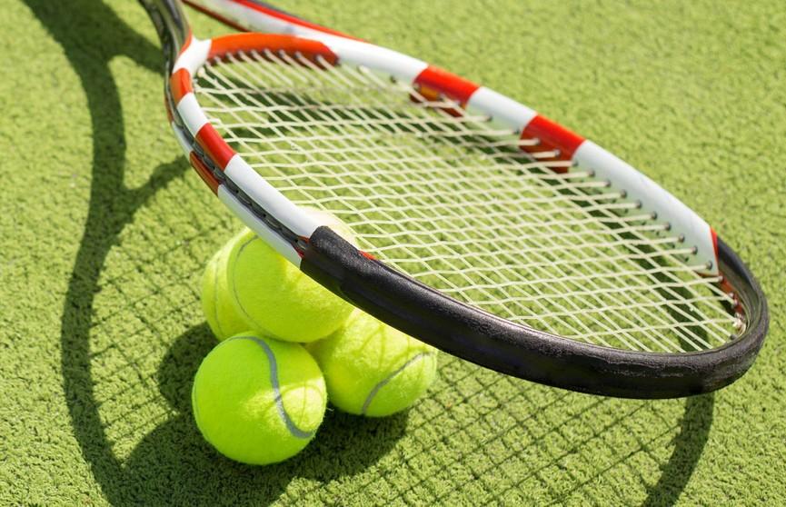 Теннисные турниры приостановлены до 13 июля