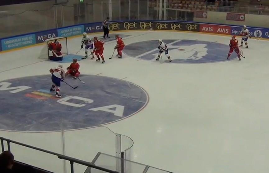 Белорусская хоккейная сборная сыграет со словаками в турнире «Кауфланд Кап»