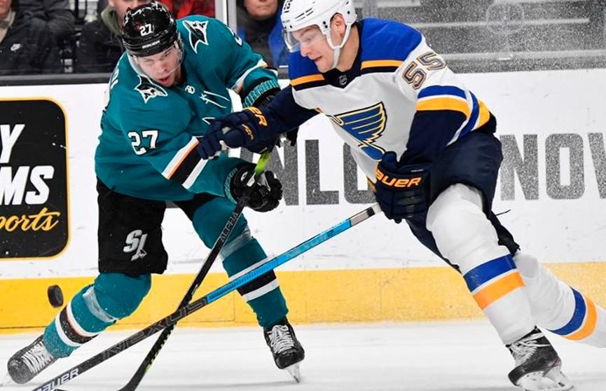 «Сан-Хосе» победил «Сент-Луис» в финальной серии Западной конференции NHL