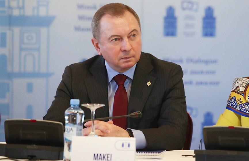 Беларусь призывает ЕС решить вопрос многочасовых очередей на границе