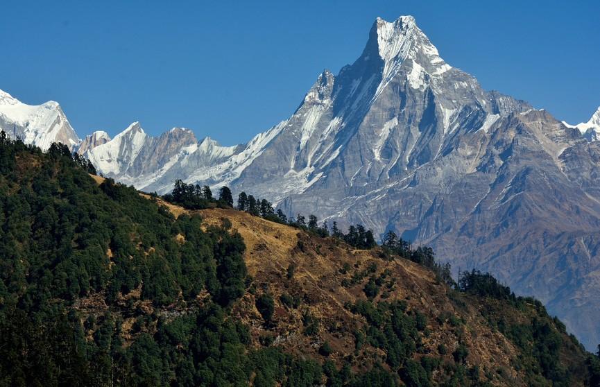 Пандемия COVID-19 повлияла на замедление таяния снегов в Гималаях