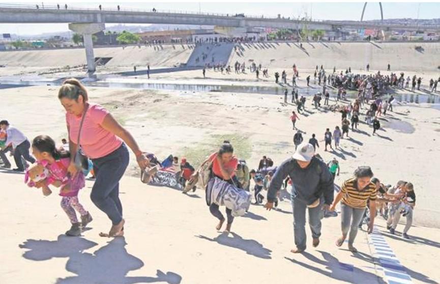 Дополнительный лагерь для мигрантов откроют в Мексике
