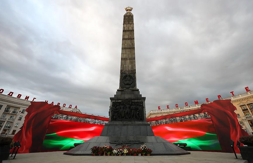 Беларусь масштабно отмечает День Независимости