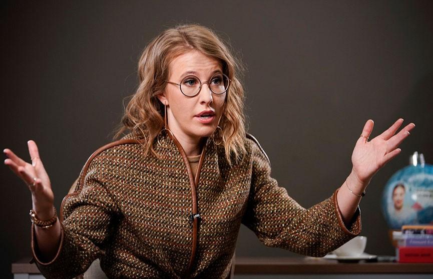 Ксения Собчак может стать ведущей «Пусть говорят» на «Первом канале»