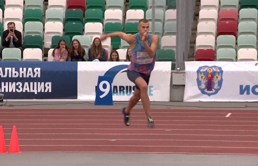 Максим Недосеков занял третье место на этапе легкоатлетической Бриллиантовой лиги в Монако