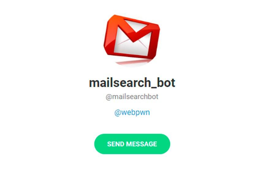 """Какие ваши пароли """"утекли"""" в интернет? Проверьте свои e-мейлы через Telegram - бот"""