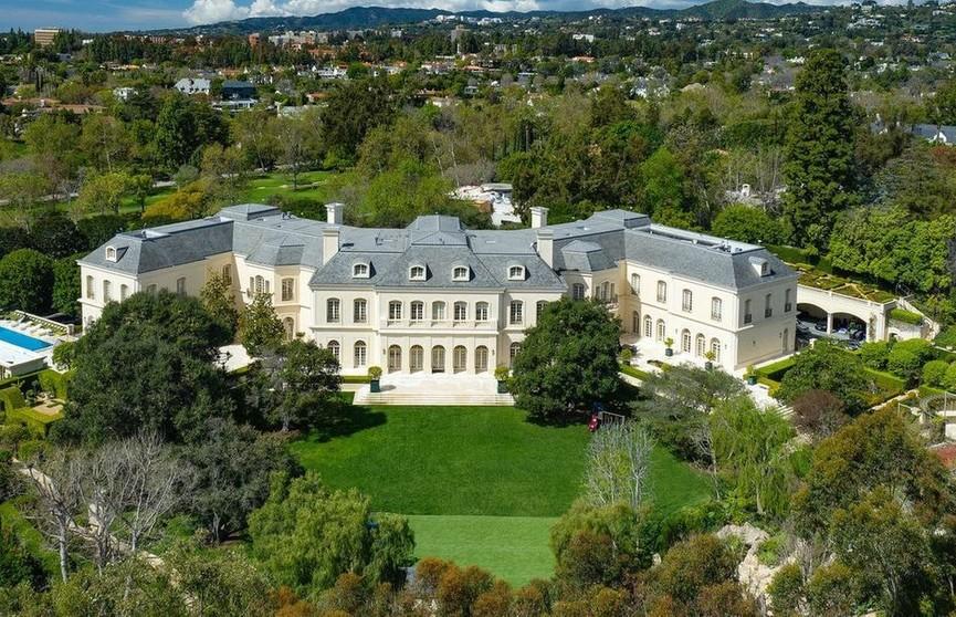 Самый дорогой дом продан за $120 млн в Лос-Анджелесе