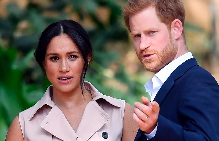 Меган Маркл атаковала королевскую семью новыми обвинениями