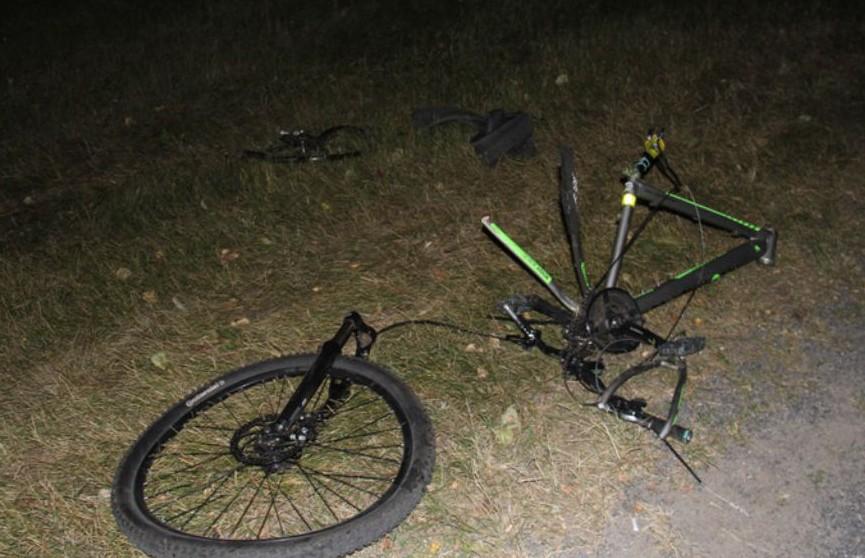Под Гомелем ВАЗ влетел в двух 16-летних велосипедистов, погибла девушка