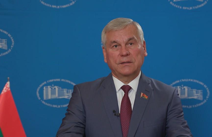 Владимир Андрейченко обратился к участникам Ассамблеи Ассоциации государств Юго-Восточной Азии
