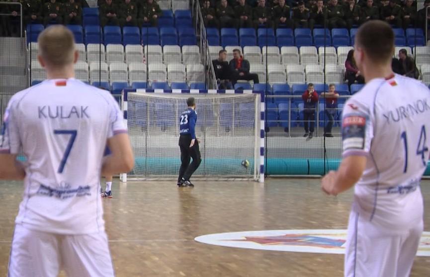 Белорусская федерация гандбола назвала лучших игроков мужского чемпионата